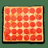 Pizza tradicional de pepperoni (grande)