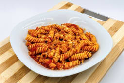 Fusilli all'Amatriciana
