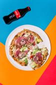 Піца Pastrami (550г)