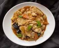 Szechuan piletina