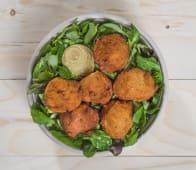Falafel di ceci (100% Gluten free & Vegan friendly)