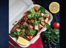 Salata de fattoush