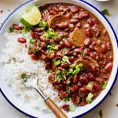 Rice Beans