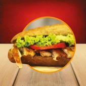 Tavuk Grill Sandwich (16 cm.)