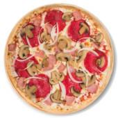 Pizza quattro stagione (mediana)