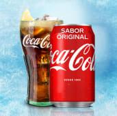 Coca-Cola Sabor Original lata (33cl)