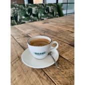 Café doble espresso