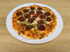 PZ4 Pizza Pepperoni & Cheese