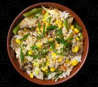 Тяхан з овочами (340г)