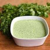 Salsa de cilantro (60 g.)