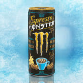 Monster Vainilla Espresso lata 250ml.