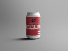 9MTA Mars Ale 4.7% 355ml