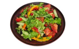 Салат зі свіжих овочів (200г)