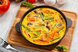 Омлет з овочами (190г)