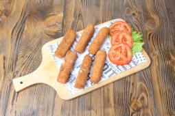 Fried Mozzarella Cheese Sticks (4pc)