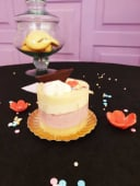 Mini-tort napoletan