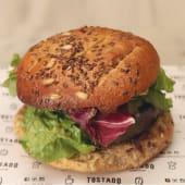 Hippie burger