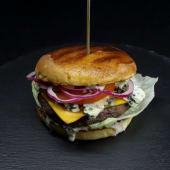Blue Cheese бургер