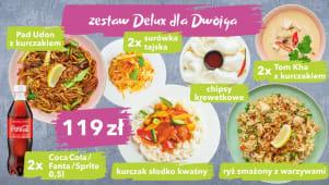 Zestaw Delux