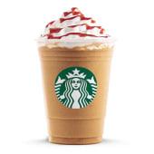 Dulce de leche cream Frappuccino®