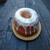 Cake de Limón y Chía (entera)