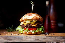 Burger cu vita