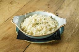 Riža na timijanu i maslacu