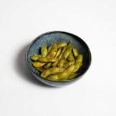 Chilli Garlic Spicy Edamame - Japón
