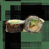 98. Futomaki crocante de gambas (8 uds)