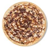 Pizza BBQ crispy Carlos (familiar)