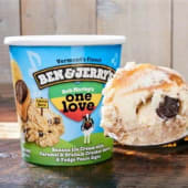 Ben&Jerry's Bob Marley's One Love (500ml)