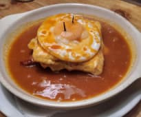 Francesinha do Dragão