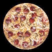 Pizza La Pícara picante