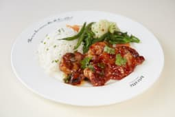 Sweet & spicy chicken