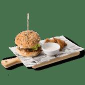 Burger de Rubia Gallega