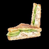 Chicken spicy mayo sándwich