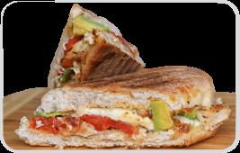 Meniu sandwich chicken