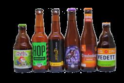 Pack de cervezas IPA