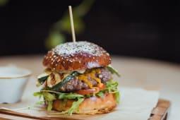 Form burger