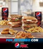 Combo Doblete (2 Menús Pans Experience + 2 complementos)