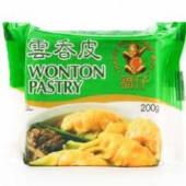 Pasta de Wonton 200g