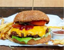Cheeseburger - 130G