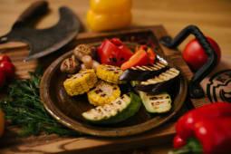 Овочі гриль (340г)