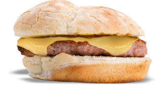 Eco basic burger