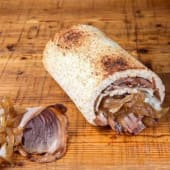 Sandwich rollito wasabeef
