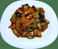 Vinete in sos chinezesc