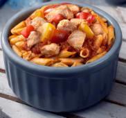Pasta with Chicken Casserole طاجن مكرونة بالدجاج