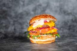 Dupli cheeseburger