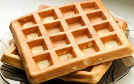Classic Belgian Waffle