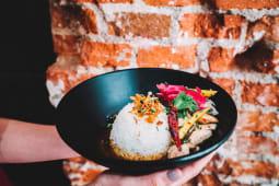 Chili Mango Pollo (Tailandia)